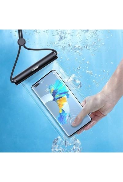 Baseus Cylinder Waterproof Case 7.2 Inç Su Geçirmez Universal Telefon Kılıfı ACFSD-E01