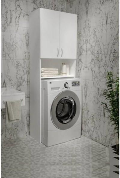 Gökberk GB-2101 Çamaşır Makinesi Dolabı %100 Mdf