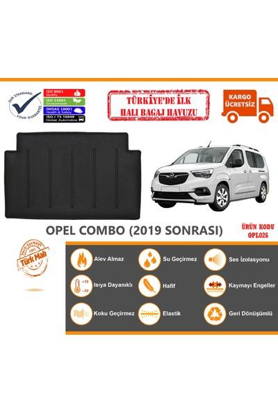 Öz-İş Opel Combo Halı Bagaj Havuzu (2019 Sonrası)