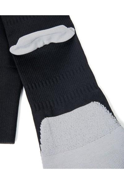 Brogetti Futbol Çorabı Tozluk Siyah Renk Brogetti
