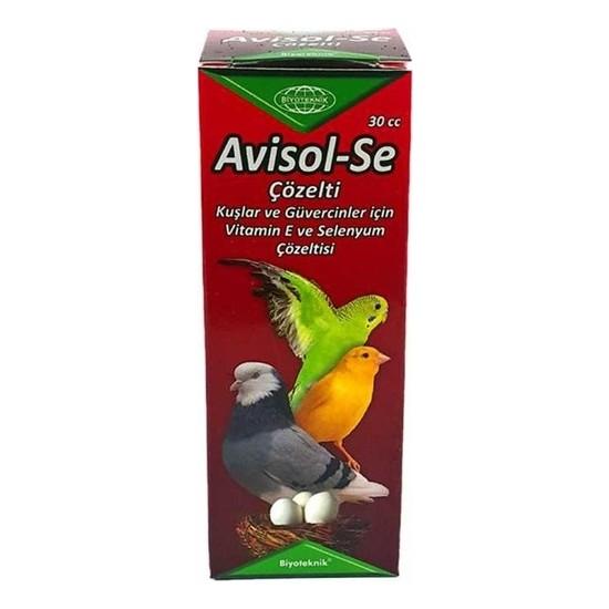 Biyo-Teknik Güvercin E - H Vitamini ve Selenyum Avisol - Se