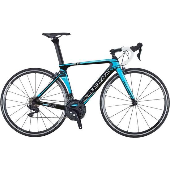 Salcano XRS001 Ucı 105 Set Karbon Yarış Bisikleti 56 Kadro