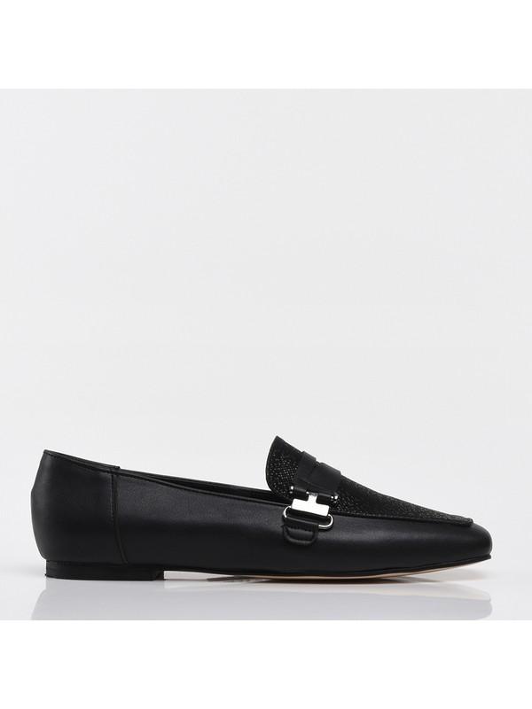 Hotiç 01AYH207100A100 Siyah Kadın Ayakkabı