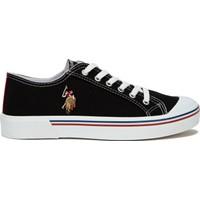 U.S. Polo Assn. Siyah Ayakkabı 50234378-VR046