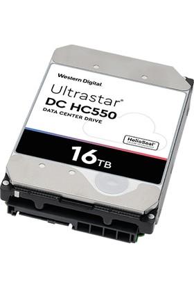 WD Ultrastar Dc HC550 16TB 7200RPM 512MB Sabit Disk WUH721816ALE6L4