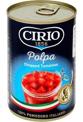 Cirio Polpa Doğranmış Domates Konservesi 400 gr