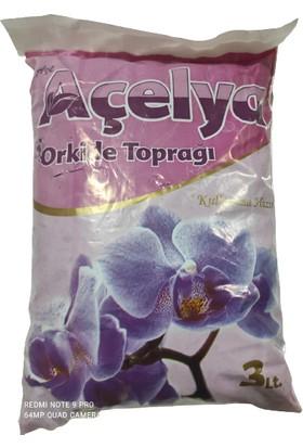 Açelya Orkide Toprağı 3l