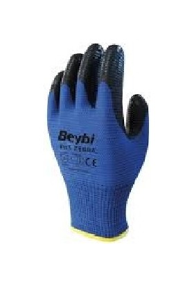 Beybi Pn5 Mavi Nitril Eldiven