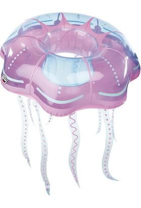 Big Mouth Jellyfish Deniz Yatağı BMPF0047