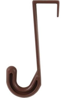 Omak Kahverengi Pratik Askı 5'li 50814