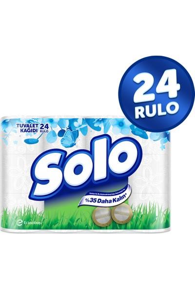 Solo Akıllı Seçim Tuvalet Kağıdı 24'lü