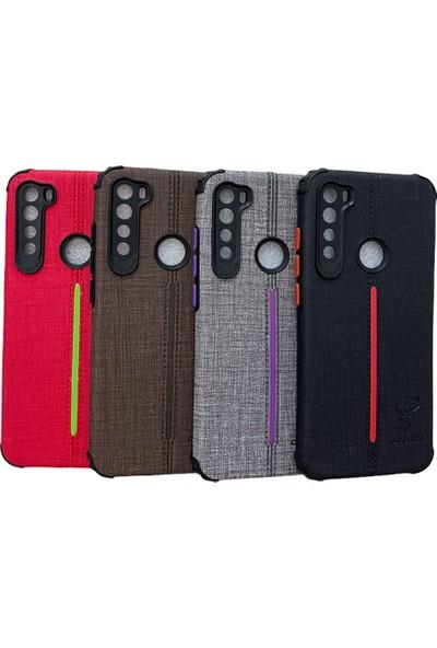 Mopal Obenim Xiaomi Note 8 Telefon Kılıfı Ob-30 Kırmızı