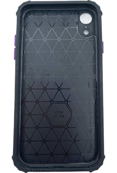 Mopal Obenim Apple iPhone Xr Telefon Kılıfı Ob-30 Gri