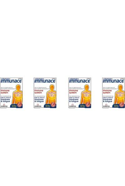 Vitabiotics Immunace 30 Tablet 4'lü Paket