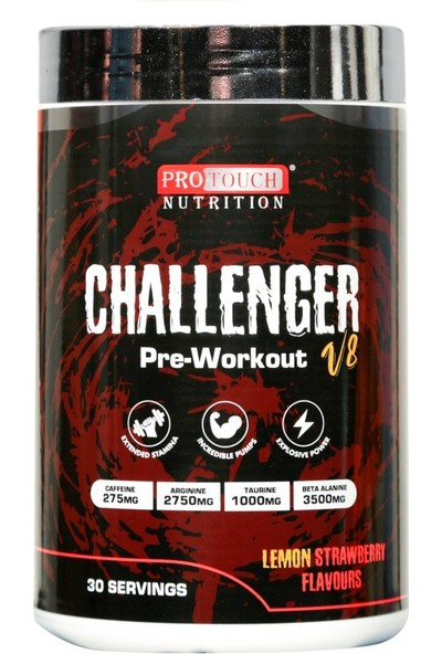 Pro Touch Protouch Challenger V8 Pre Work Out 450 gr