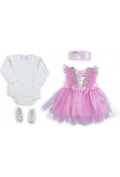 Miabella Kız Bebek Düğün Mevlüt Kıyafeti
