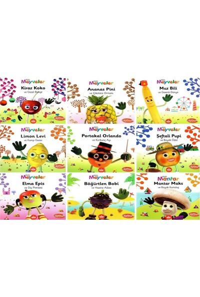 Mum Yayınları Küçük Meyveler Seti (9 Kitap)