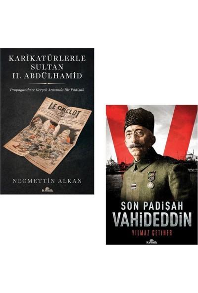 Son Padişah Vahideddin - Karikatürlerle Sultan 2. Abdülhamid 2 Kitap