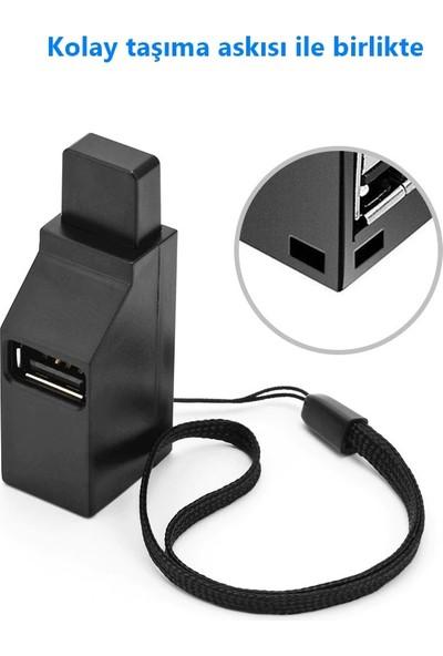Lineon USB 3.0 USB 2.0 Port Hub Çoğaltıcı