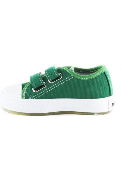Minipicco Erkek Cocuk Yeşil Anatomik Destekli Spor Ayakkabı