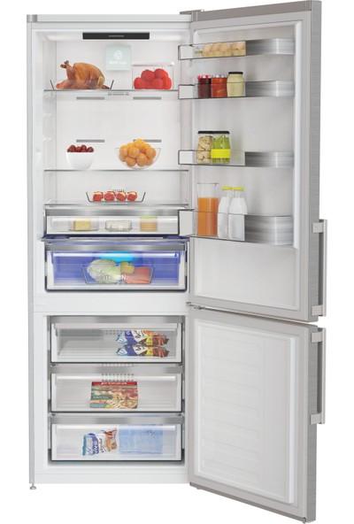 Grundig GKND 5600 I 514 lt Net Hacim Duo No Frost Buzdolabı