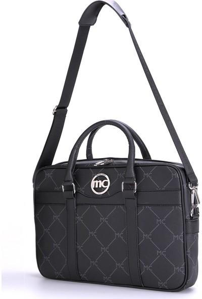 Marie Claire Siyah Kadın Laptop Tablet Çanta Gwen MC212113249