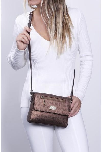 Marie Claire Kadın Postacı Çantası Lila MC212103016