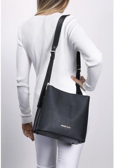 Marie Claire Siyah Kadın Postacı Çantası Denis Mc212103125