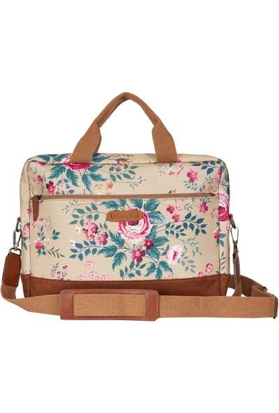 """Bloominbag Spring Blossom 15.6"""" Notebook Çantası"""