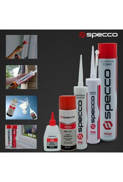 Specco Güçlü Yapıştırıcı 100 gr ve Mdf Kit 400 ml