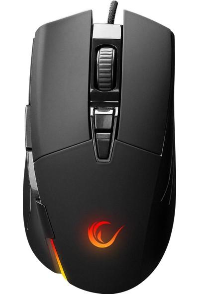 Rampage Smx-52 Broker USB Siyah Rgb 7200 Dpi Oyuncu Mouse