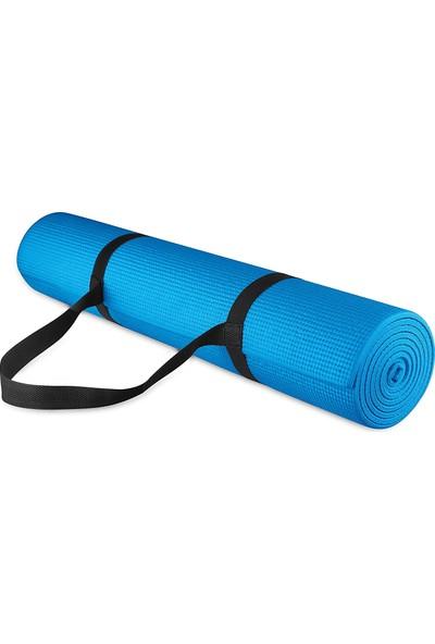 Amazonbasics Mavi Yoga ve Pilates Matı