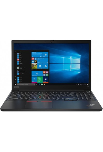 "Lenovo E15 ThinkPad Intel Core i7 10510U 16GB 512GB SSD RX640 Windows 10 Pro 15.6"" FHD Taşınabilir Bilgisayar 20RD0065TX01"