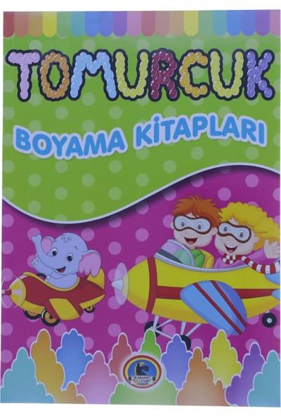 Karatay Çocuk Tomurcuk Boyama Kitabı