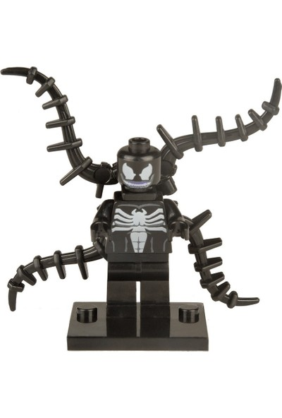 Xinh Super Heroes Ultimate Spider-Man Mini Figür Venom X-135