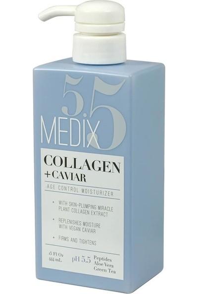 Medix 5.5 Collagen + Caviar Age Control Nemlendirici Losyon 444 ml