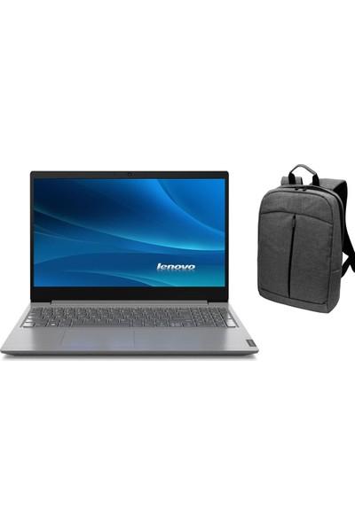 """Lenovo V15 Iıl Intel Core I5 1035G1 8gb 1TB+256GB SSD MX330 Windows 10 Home 15.6"""" Fhd Taşınabilir Bilgisayar 82C500R1TXZ78+ÇANTA"""