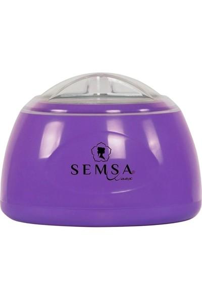 Semsa Waax 300 ml Konserve Ağda Isıtıcı Makinesi