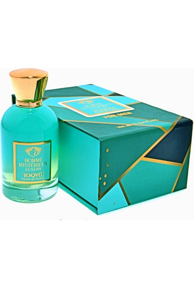 Roqvel Homme Mystérıeux Extraıt 100 ml Erkek Parfüm