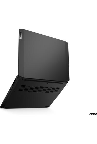 """Lenovo Ideapad Gaming 3 15ARH05 Amd Ryzen 5 4600H 16GB 1tb + 256GB SSD GTX1650 Freedos 15.6"""" Fhd Taşınabilir Bilgisayar 82EY00D1TX1"""