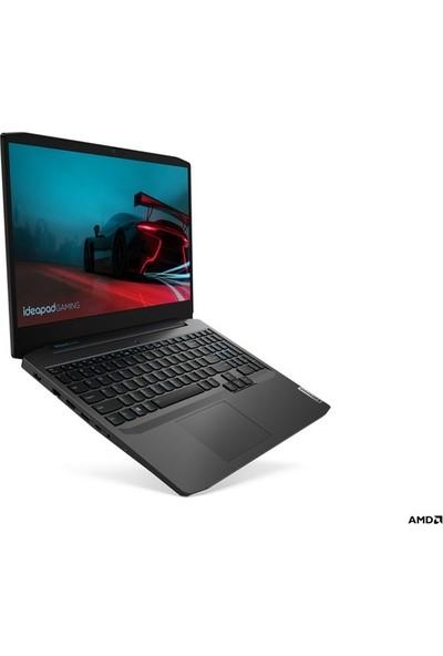 """Lenovo Ideapad Gaming 3 15ARH05 Amd Ryzen 5 4600H 32GB 1tb + 512GB SSD GTX1650 Windows 10 Pro 15.6"""" Fhd Taşınabilir Bilgisayar 82EY00D1TX41"""