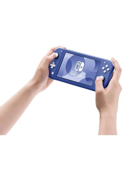 Nintendo Switch Lite Konsol Blue Edition