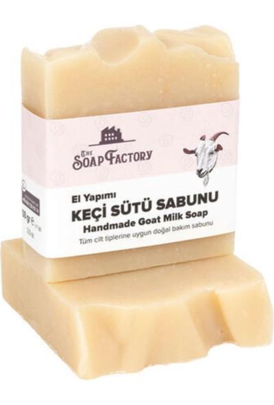 The Soap Factory El Yapımı Keçi Sütü Sabunu