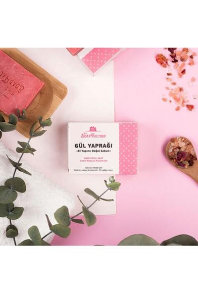 The Soap Factory El Yapımı Bitkisel Gül Sabunu 110 gr