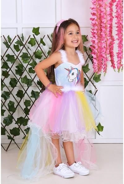 Baby Kız Çocuk Elbise 3105-