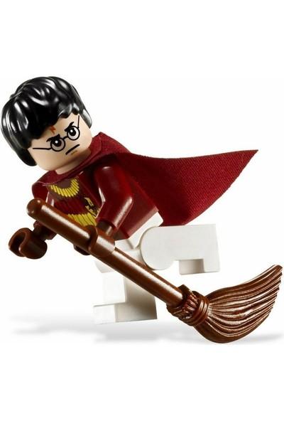 Xinh Harry Potter Dark Red Quidditch Mini Figür Harry Potter X-183
