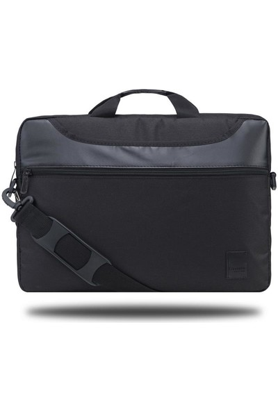 "Classone Workstation BND400 15.6 "" Su Geçirmez Kumaş Notebook,laptop ,el Çantası-Siyah"