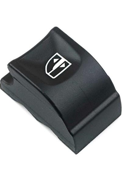 Sav Otomotiv Renault Fluence Için Ön ve Arka Kapı Cam Düğme Kapağı