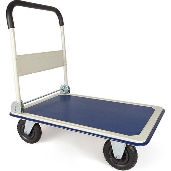 BALATLI 350 kg Katlanabilir Taşıma Arabası