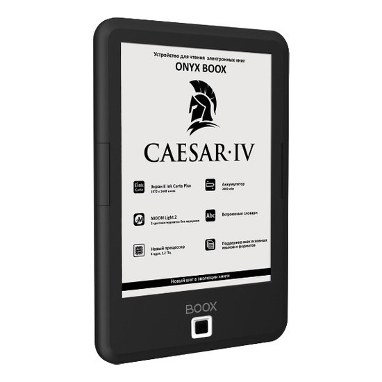 """Caesar-4 E-Kitap Okuyucu 6""""/8gb/4 Core/e Ink Carta Plus/android/ekran dokunmatik olmadığını"""
